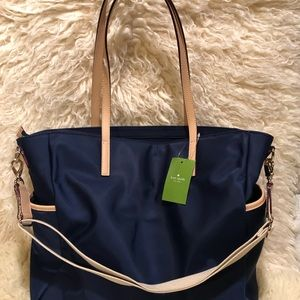kate spade Bags - NWT kate spade Kennedy Park Honey Baby Diaper Bag